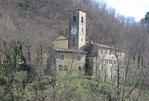 Pescaglia / In het pittoreske bergdorpje Pescaglia is de tijd precies blijven stilstaan