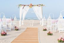 Beach Wedding Setups At South Padre Island Texas More