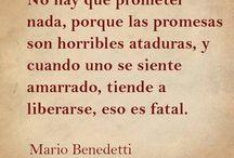 Mario Benedetti poesia