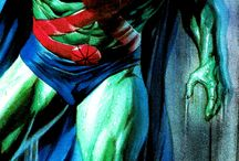 Official Art: Martian Manhunter
