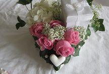 Dekoration / Blumen- und andere Dekorationen