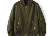 bomber jacket inspiration