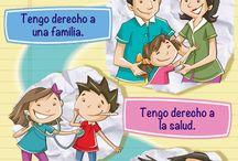 derechos de los del niños