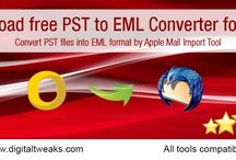 PST to EML Converter / Gain valuable email conversion outcomes using a powerful PST to EML Converter online. http://www.digitaltweaks.com/pst-to-eml-converter/