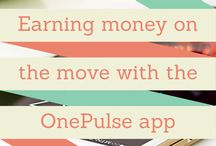 Money Making/Saving Apps / Take a look at these apps if you're interested in making extra money or want to save some cash.