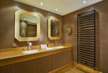 Winter @ CastaDiva Resort & SPA / The towel warmer Winter of Scirocco H @ CastaDiva Resort & SPA