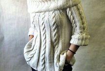 Knitting / Elegant top