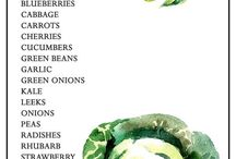 Healthcare - Seasonal Foods