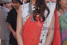 Sexy sarees