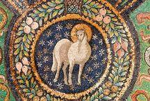 Artists and Mosaics
