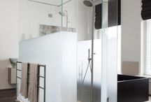 Bathroom Inspirations / Be inspired by various bathroom designs we have come across.