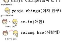 english - korean - arapca