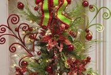 Vánoční stromky a stromečky
