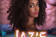 Jaz's Warriors (Bondmates 1.5) / A novella about a day in the life of Jaz on the Reaping ship during which she meets a man who wishes to be her third husband. He thinks they belong together and her first and second husband agree.
