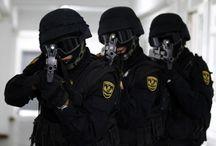 JÖAK(Turkish Special Operation Gendarme) / Jandarma Özel Asayiş Komutanlığı (JÖAK)