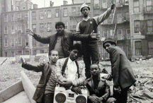 Classic hip hop style
