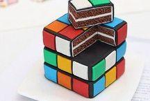 Gâteaux 3D Jeux