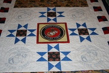Marine Corps Quilts