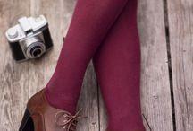 Colour stockings