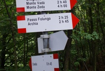 Directions / About walking