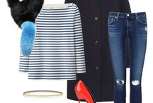 My Everyday Style / What I love to wear.