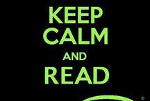 Keep calm and read MODEYES