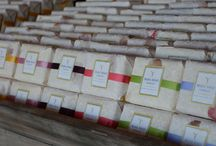 Bar Soaps / Our signature bar soaps are made by hand in small batches at our shop in St. Helena at the heart of the Napa Valley.  We use the highest quality natural ingredients including antioxidant rich local grapeseed oil and wine.  Our soaps create a luxurious lather and are gentle on your skin.  With over 28 varieties to choose from, there truly is something for everyone.
