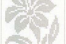 wzory siatkowe