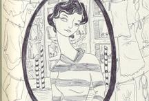 Amanda Atkins Sketchbook / by Amanda Atkins