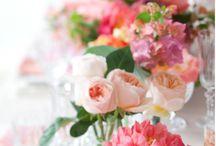 Floral ideas / Inspiration for floral arrangements