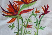 Embroidery /Card stitching / by Janice Nance