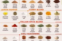 mixing of spices
