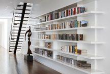 Boekenplanken/kast