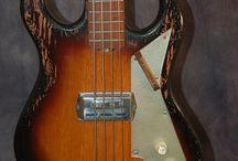 Ibanez Bass / 1961 Ibanez Bass