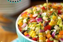 mecacan salade