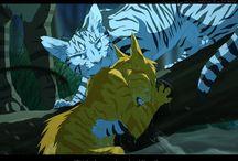 Warriors Cats.