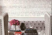 Wall Decor / by Heather Bridges