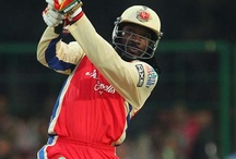 RCB vs PWI - Fastest Century by Chris Gayle