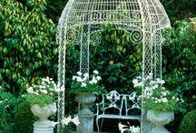 Mein Garten / Pavillon