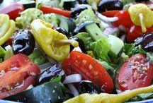salad love / by Teresa Ames