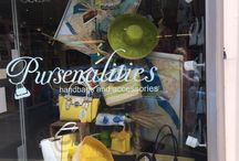 "PAW Shop Front Competition 2016 / As a new addition to our annual festival we  have fifty Isle of Purbeck shops dressing their windows with our theme for 2016  "" Midsummer Dreams' in mind . Here you can see some on the entries."