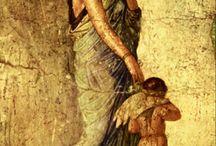 Pompeii en Herculaneum / Oudheid van Italie