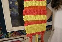 Homeschool: Weaving