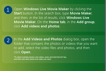 Windows Tips and Tricks / Learn about some Windows tips and tricks.  / by Windows
