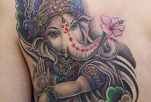 Tattoo ideas / by Mindy Manning