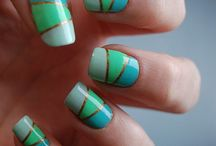 Nail ideas / by Jasmine Abdy