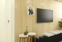 sala estar / Decoração e reforma de salas de estar
