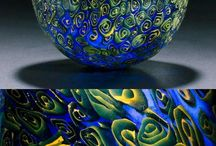 Old glass, including beads / by Roberta Sorensen