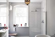 Bathrooms / by Marie Cole-Keene
