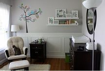 Nursery / by Amy Witherell